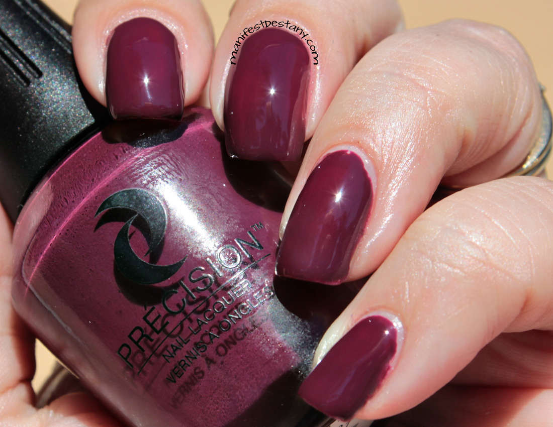 Precision Nail Lacquer Toxic Love Collection Swatches Review Confessions Of A Sarcastic Mom