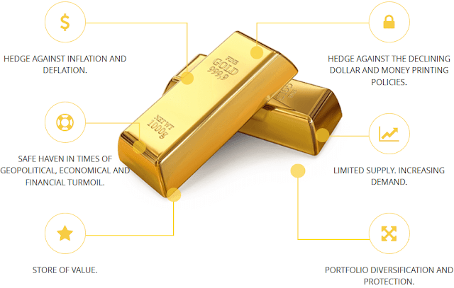 gold IRA rollover benefits