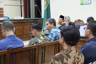 Sidang Walikota Mojokerto, Purnomo : 'Tambahan Penghasilan' Ide Suyitno
