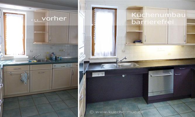 wir renovieren ihre k che kuechenumbau. Black Bedroom Furniture Sets. Home Design Ideas