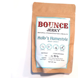 bounce jerky