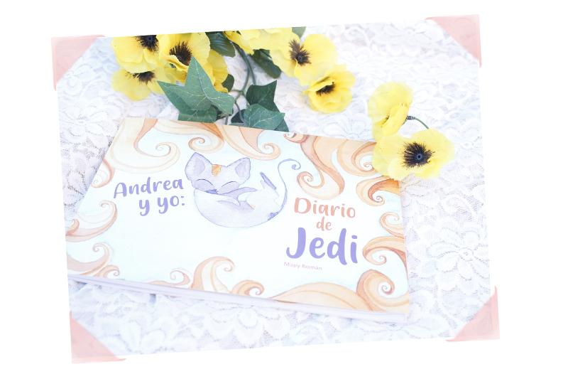 Andrea y yo: Diario de Jedi - Amigurumi.