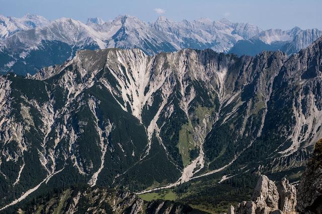 aussicht reither spitze mountainbike tour seefeld