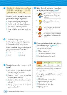 5. Sınıf Sosyal Bilgiler Ders Kitabı Cevapları Anadol Sayfa 30