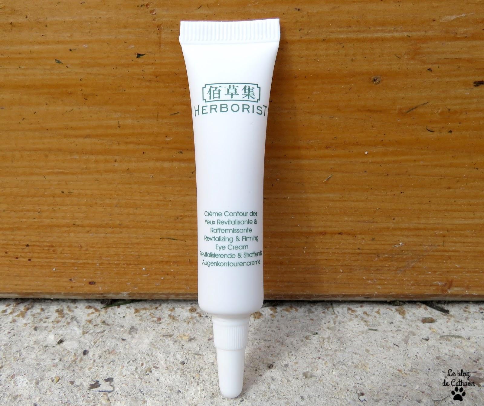 Crème Contour des Yeux Revitalisante & Raffermissante herborist
