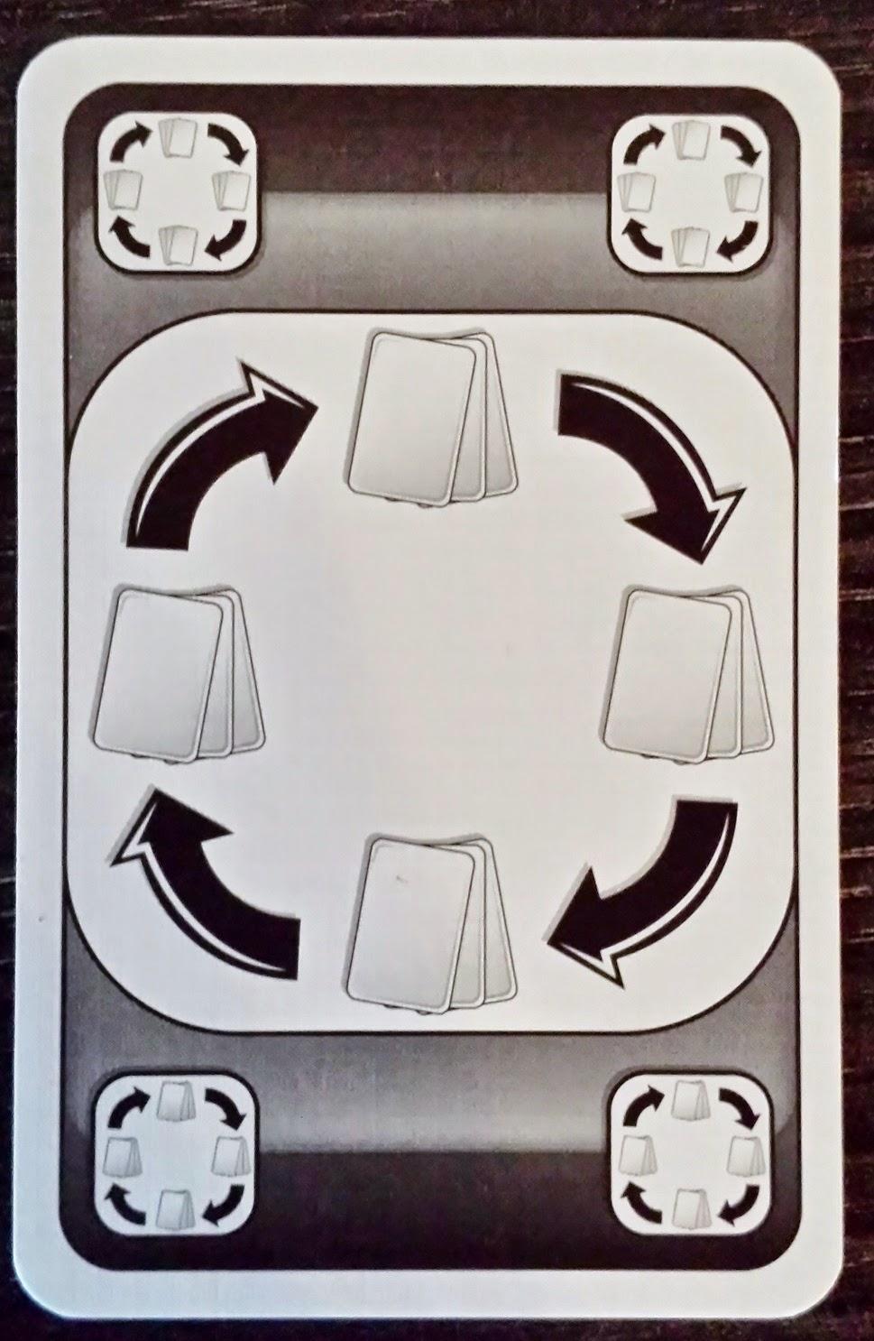 Uno Kartentausch