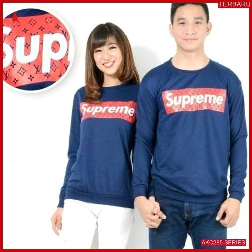 AKC285S37 Sweater Couple Supreme Anak 285S37 Pasangan BMGShop