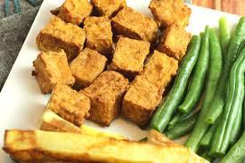 Air Fried Tofu Italian Style Recipe