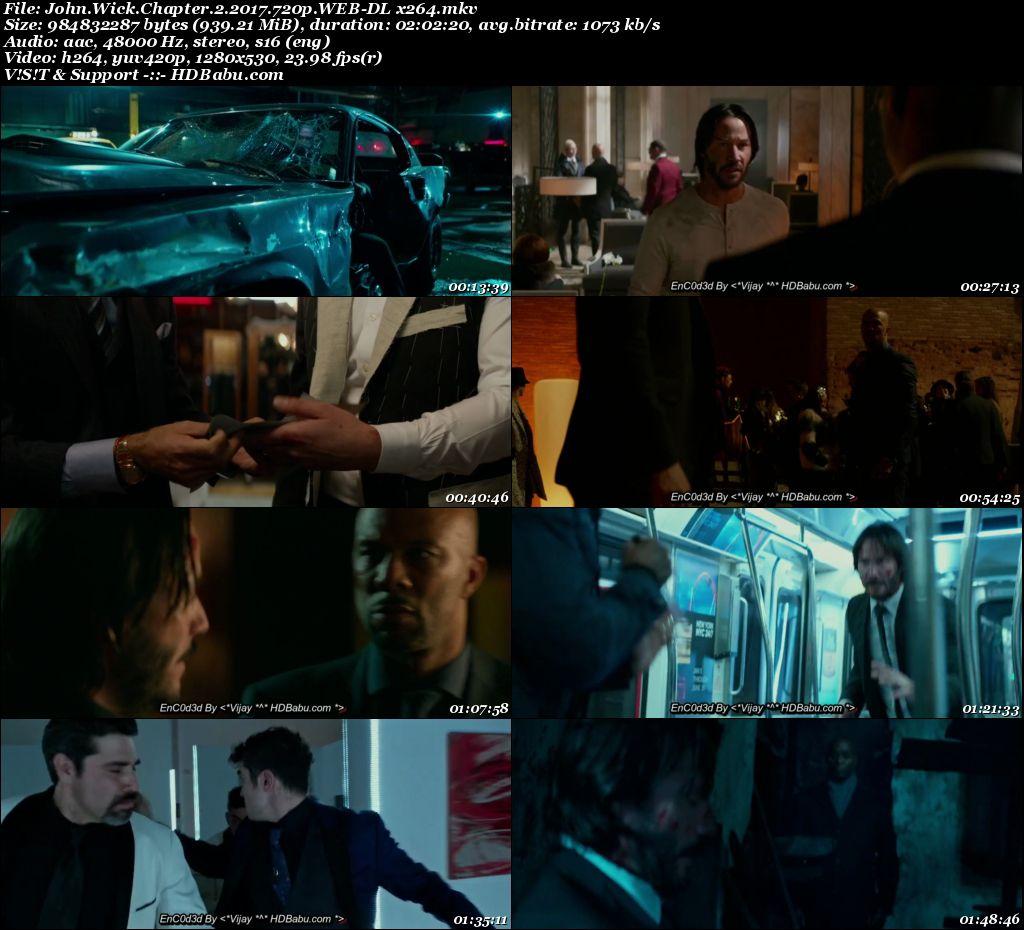 John Wick Chapter 2 Full Movie Download
