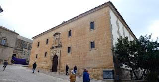 Baeza, Seminario Conciliar de San Felipe Neri.