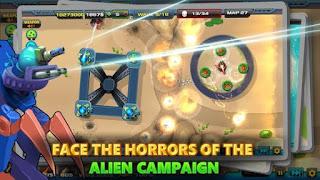 Tower Defense: Alien War TD 2 Mod