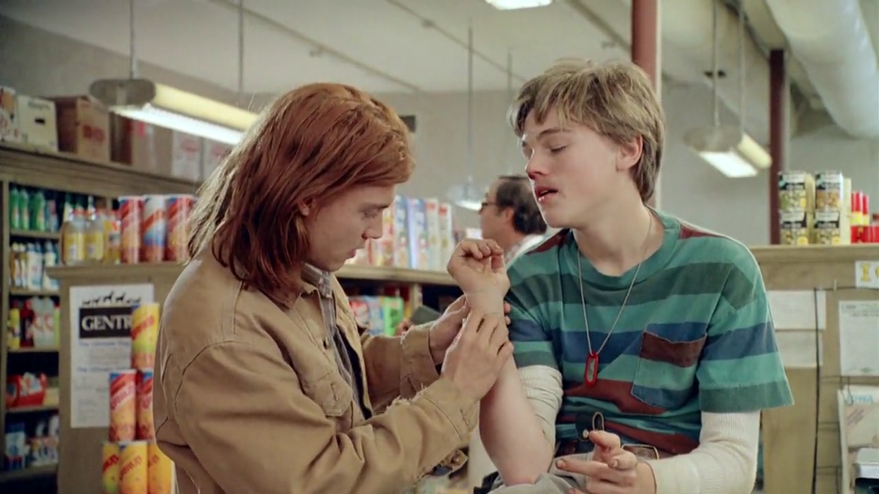 whats eating gilbert grape character becky It turns out that what's eating gilbert grape and that gilbert's character shows such conflicting feelings toward her you are spot on about becky.