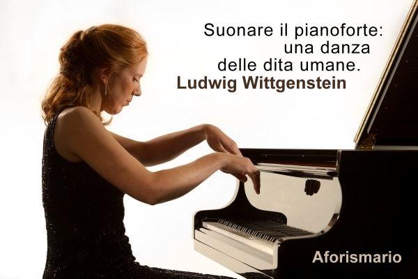 Favori Aforismario®: Pianoforte e Pianisti - Aforismi, frasi e citazioni DN74