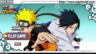 Naruto Senki Mod NSUNS 4 v1.17 by Reki Apk
