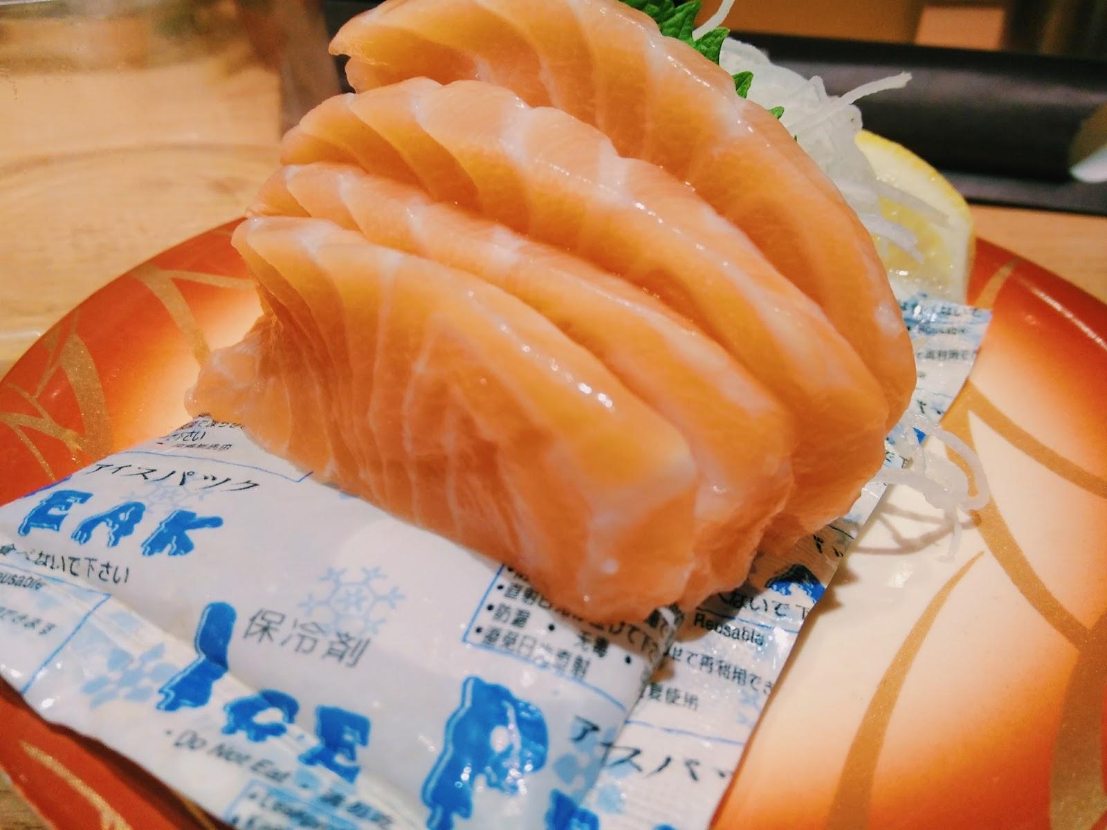 Allysa & Sushi : Sejarah Tak Perlu Berdarah - Sushi Tei