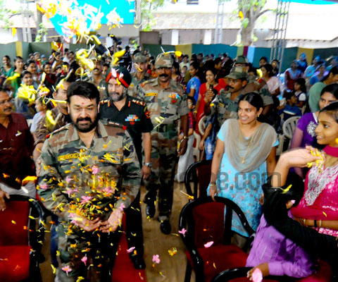 122 Infantry Battalion Recruitment Rally in Kannur