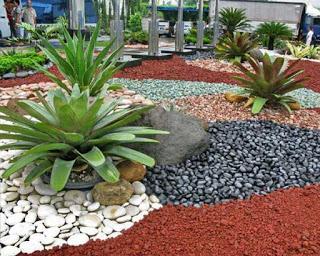 Jenis Batu Alam Terbaik Yang Akan Menyempurnakan Keasrian Taman Rumah