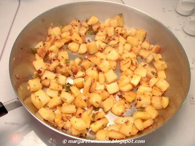 Margaret's Morsels | Potatoes O'Brien