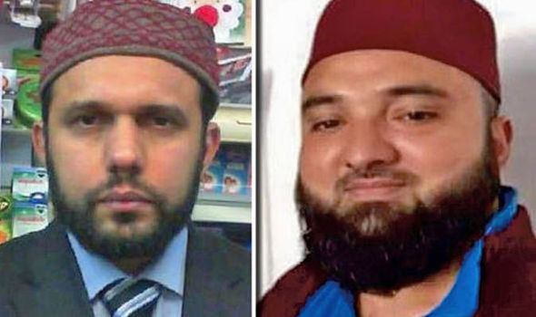 Tanveer Ahmed and Asad Shah