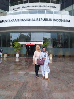 Perpustakaan Nasional RI Jakarta