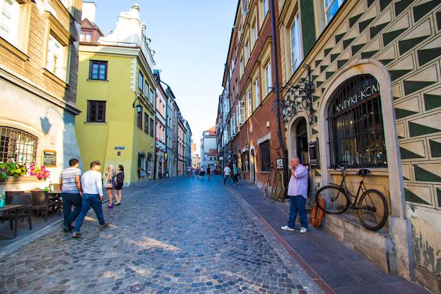 Città vecchia- Stare miasto-Varsavia