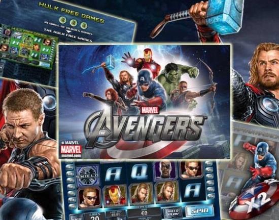 Las 7 Mejores Tragaperras Online de Marvel