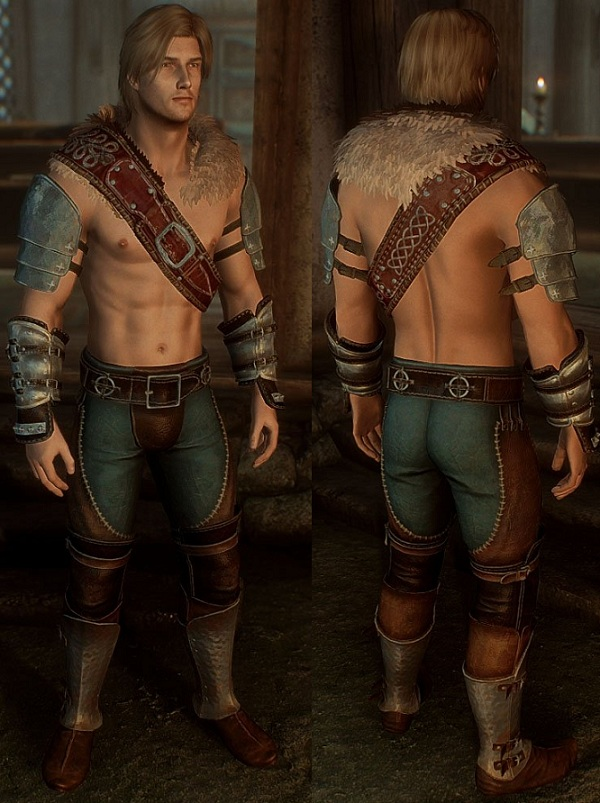 Geralt Ursine armor for SAM 1 0 ~ Skyrim Database