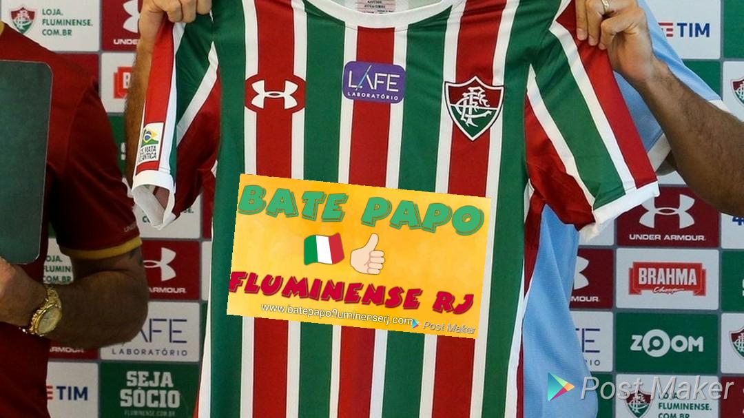 Fluminense só perdeu com Abad na Presidência 865de11b8bcef