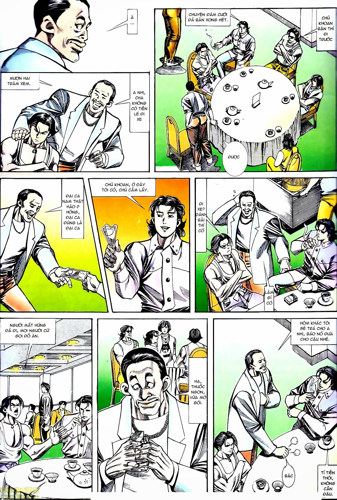 Người Trong Giang Hồ chapter 134: tấn công bảo nhi trang 2