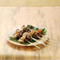 Makananan Khas Indonesia Sate makassar