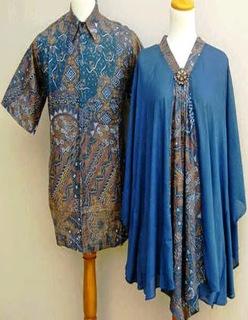 Model Baju Batik Couple Ibu Dan Anak