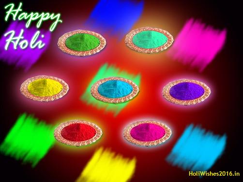 Happy Holi 2016 FB Wishes