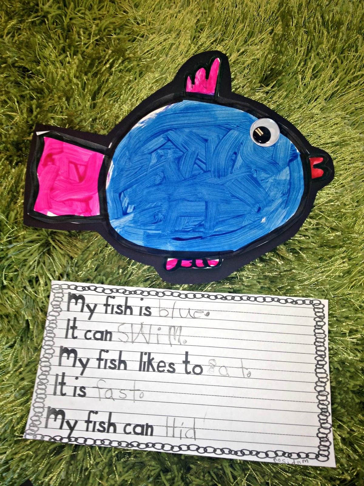 Tunstall S Teaching Tidbits O Fish Ally In School D A Little Bit Of Life