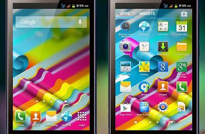 Custom ROM Telacom for Lenovo A316i | Mirip Samsung Galaxy!