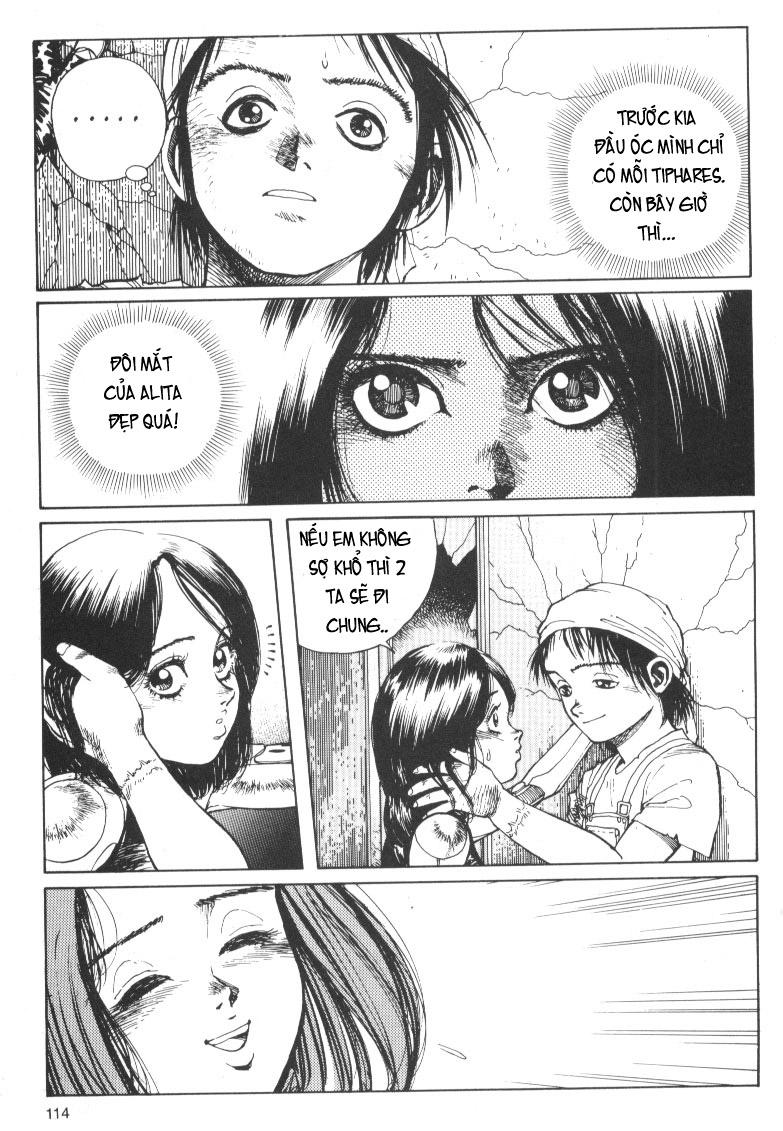 Battle Angel Alita chapter 10 trang 22