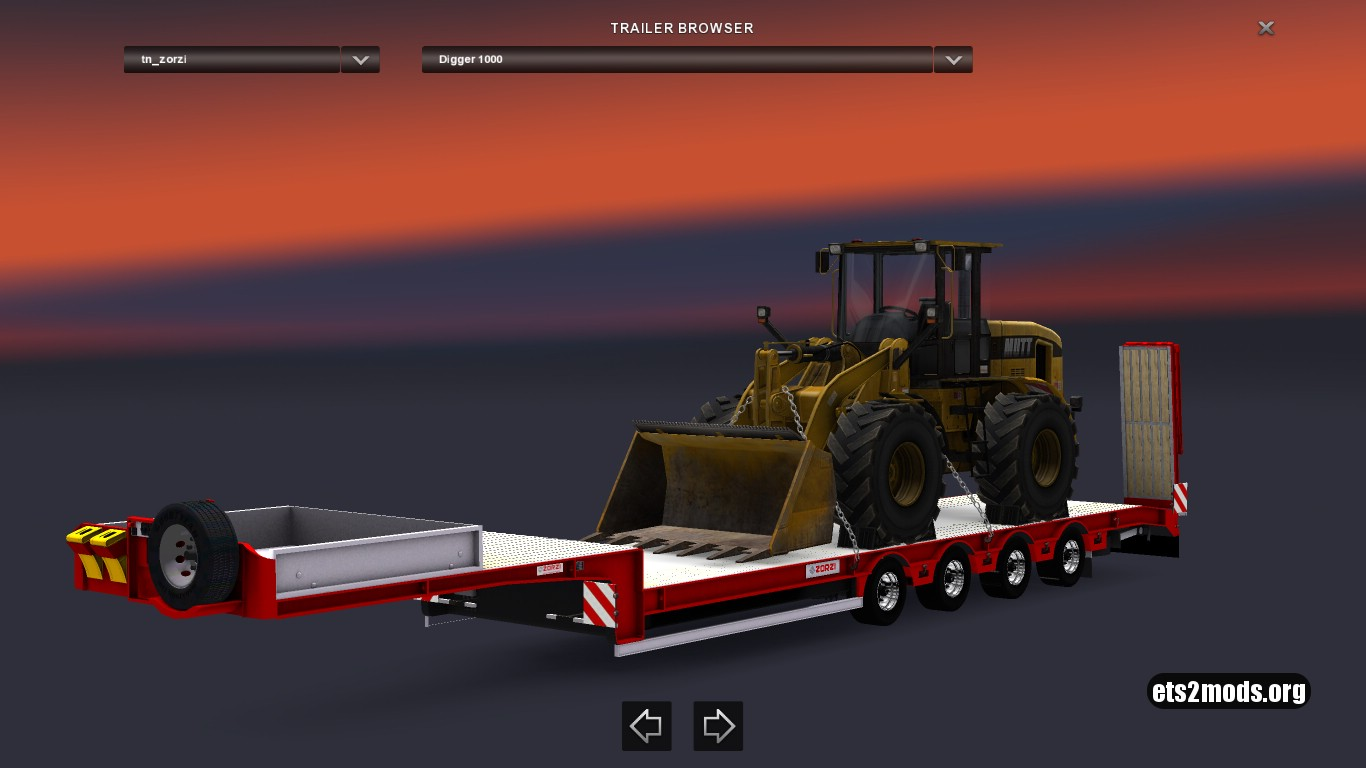Holland Oversize Trailers Pack