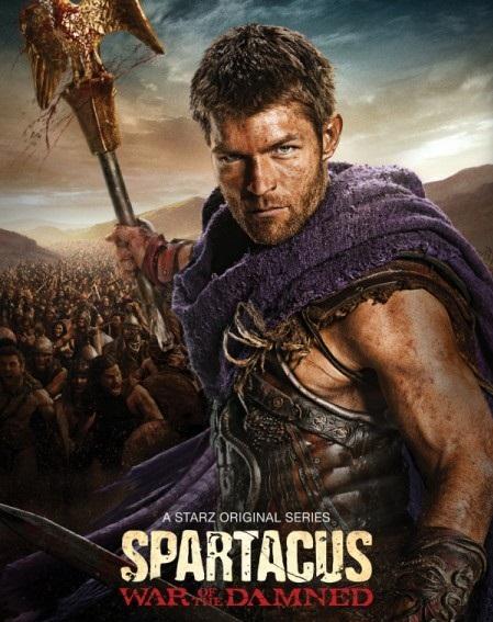 Spartacus Phần 1: Máu Và Cát