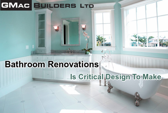 If you are unsure about the design or type of Bathroom renovations in  Christchurch you may require  feel free to arrange a meeting with us. Know About Building Companies In Christchurch  Make Critical