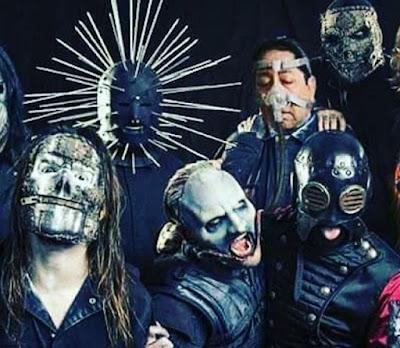 Meme Setya Novanto di Rumah Sakit Menjadi Slipknot