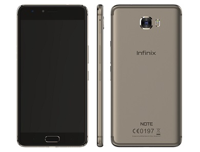 Infinix Note 4 Pro Full Specs, Price In Nigeria and Kenya