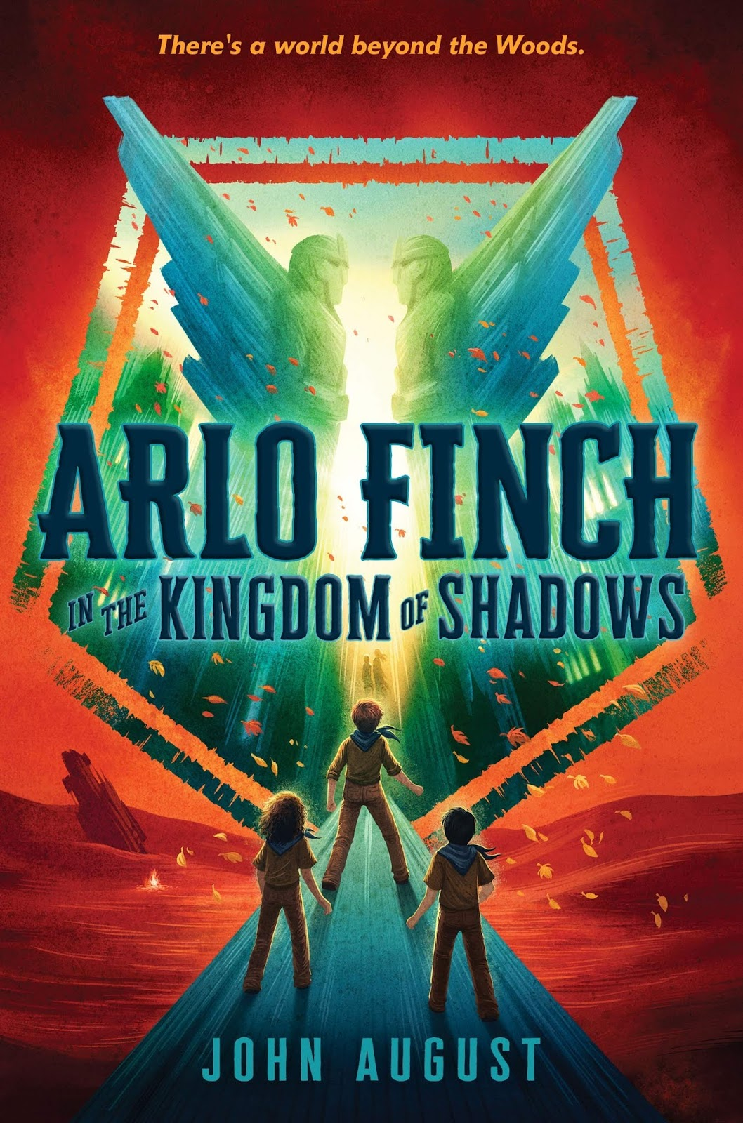 Arlo Finch in the Kingdom of Shadows by John August