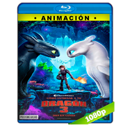 Cómo entrenar a tu dragón 3 (2019) BDRip 1080p Audio Dual Latino-Ingles