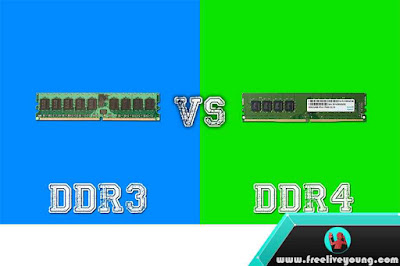 Differences and Comparison of DDR3 vs DDR4 RAM Performance
