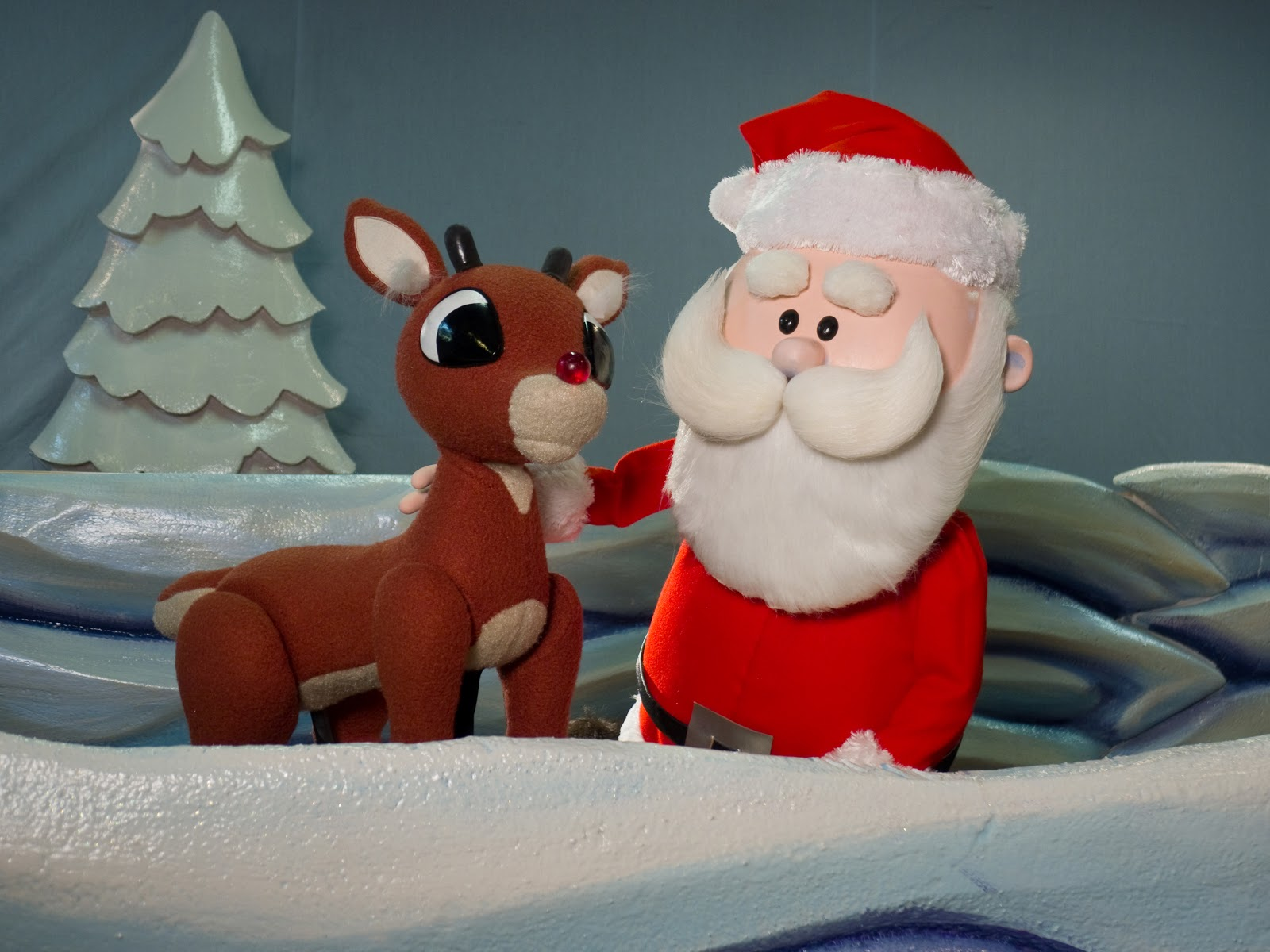Rudolph The Red Nosed Reindeer Center for Puppetry Arts - photo#25