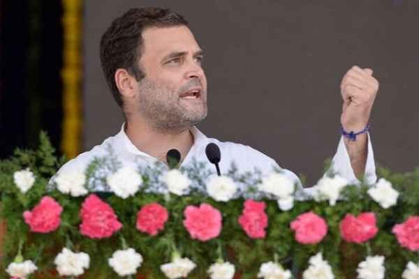 देख लो मेरी ताकत, मैंने महाराष्ट्र में BJP से माफ़ करवा दिया किसानों का लोन: राहुल गाँधी