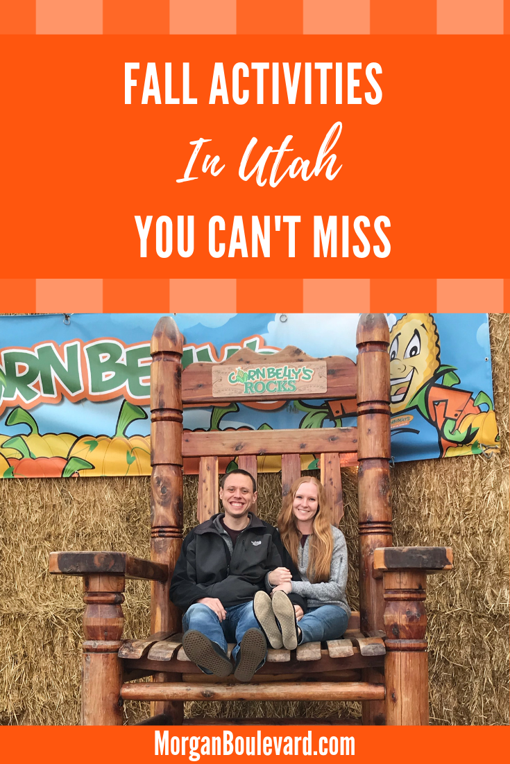 Fall activities in utah