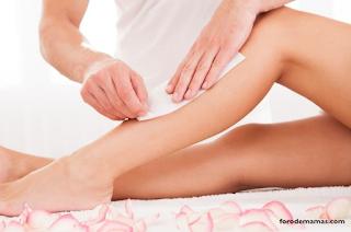 Cómo depilarse sin irritar la piel