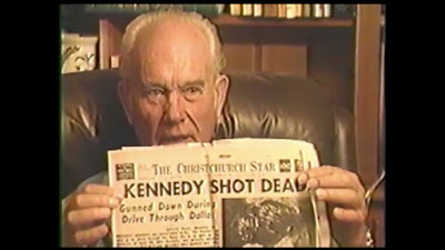 Fletcher Prouty, CIA, MKULTRA, John F. Kennedy,