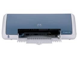 HP Deskjet 3745 Color Inkjet Printer Drivers Free Download