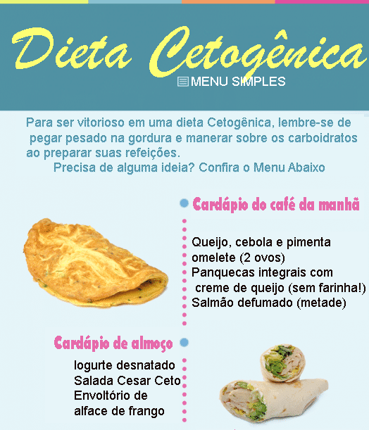 Cetogenica que dieta e o